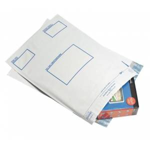 Postsafe Extra-Strong Peel and Seal Polythene Envelopes Opaque - 460x4