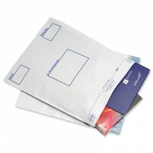 Postsafe Extra-Strong Peel and Seal Polythene Envelopes Opaque 400x430