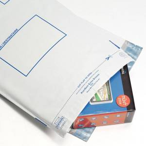 Postsafe Extra-Strong Peel and Seal Polythene Envelopes Opaque - 440 x