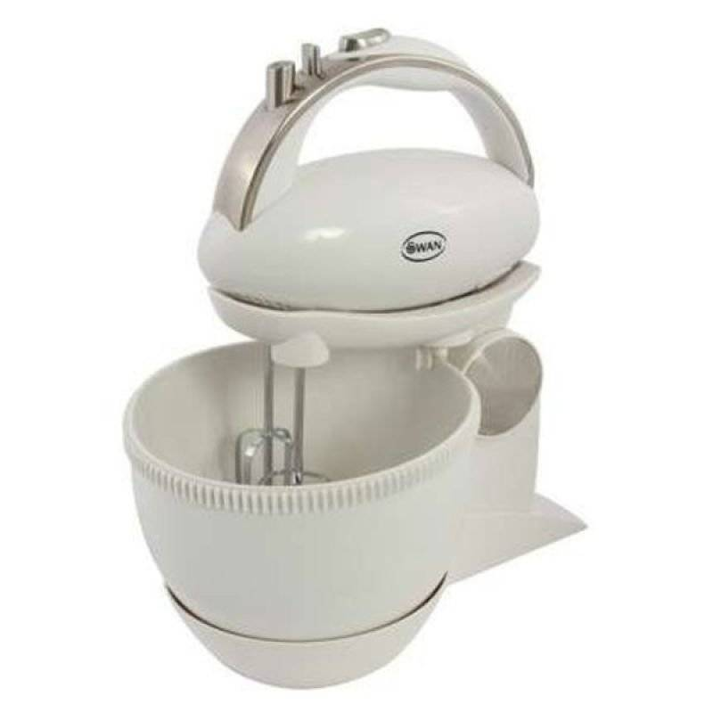 Swan SP10070N 5 Speed Hand Mixer and Bowl