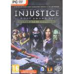 Warner Bros. Injustice: Gods Among Us - Ultimate Edition - Age Rating:18 (pc Game)