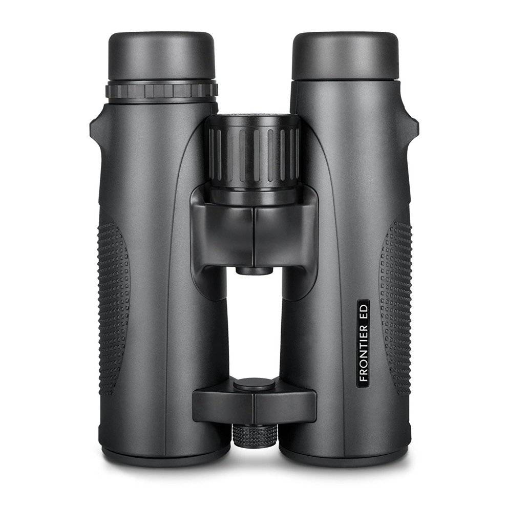 Hawke Frontier Binoculars 8x43 Ed Open Hinge Black - with Case and Strap 38300