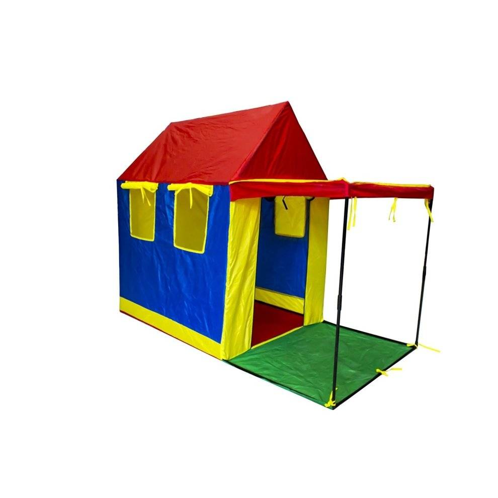 deAO Toys Colour Green - Deao Children's Tents / Ball Pits - Available in a Variety of Des
