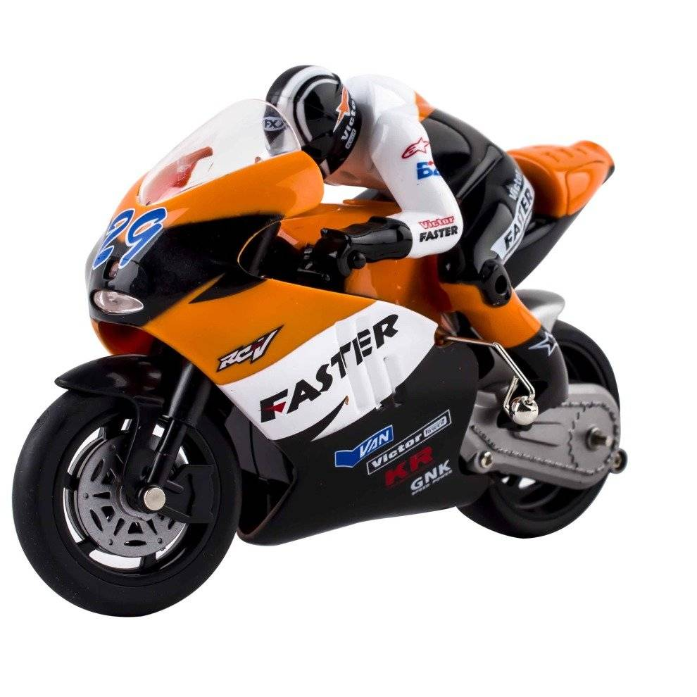 deAO Toys deAO RC Grand Prix Moto GP Racing Bike on Small Scale High Speed and Great Perfo