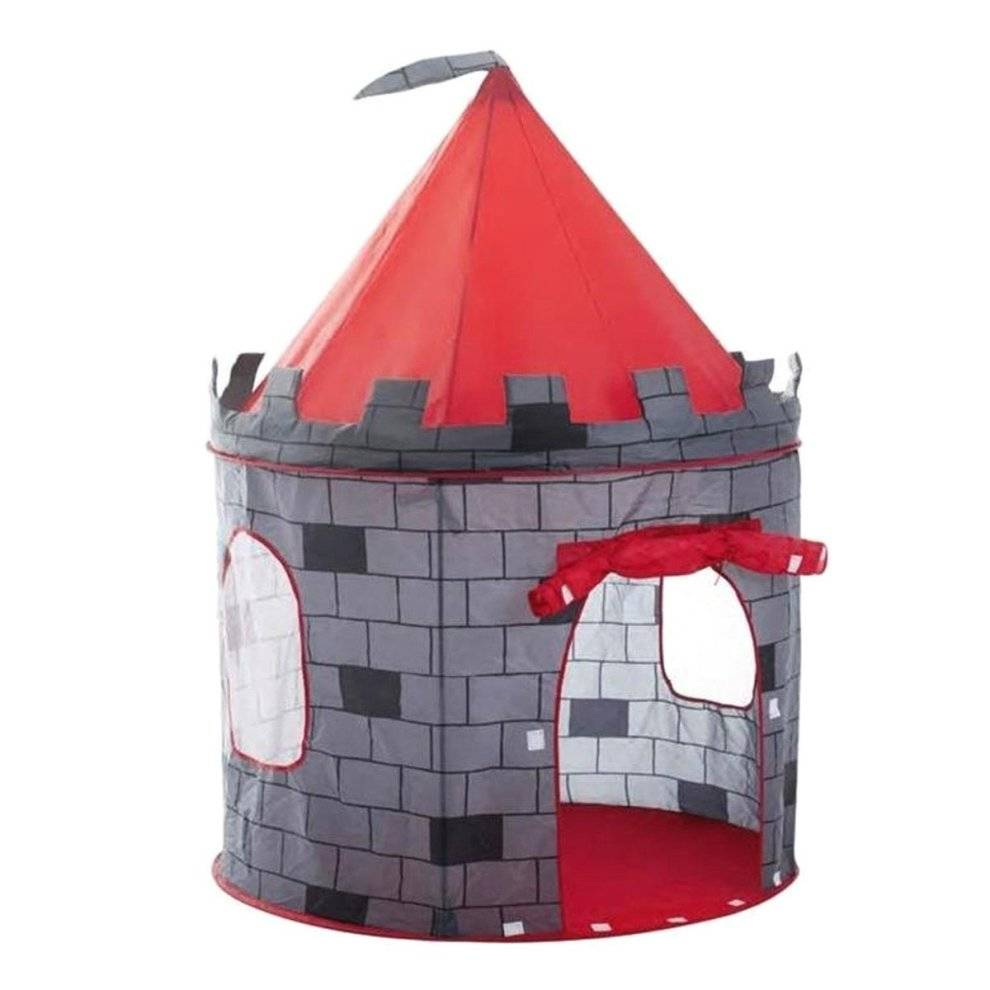 deAO Toys Colour Red - Deao Children's Tents / Ball Pits - Available in a Variety of Desig
