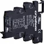 Crydom DRA-CN024D24 Din Rail Mount Electronic Power Relay DRA-CN024D24 Current load 3.5 A Switching voltage 0 - 24 Vdc