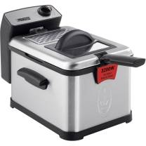 Princess Cold zone fryer with manual temperature settings Princess Super