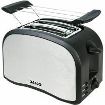 Salco Toaster with home baking attachment Salco MT-800 Stainless steel