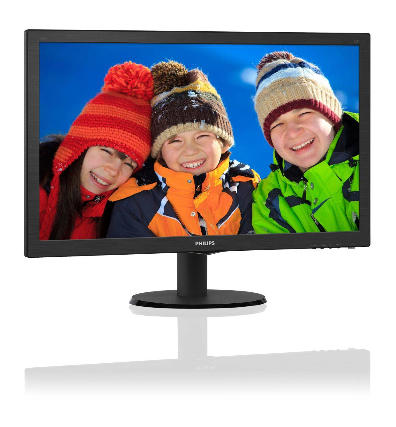 Philips LCD monitor with SmartControl Lite 243V5QHAB/00