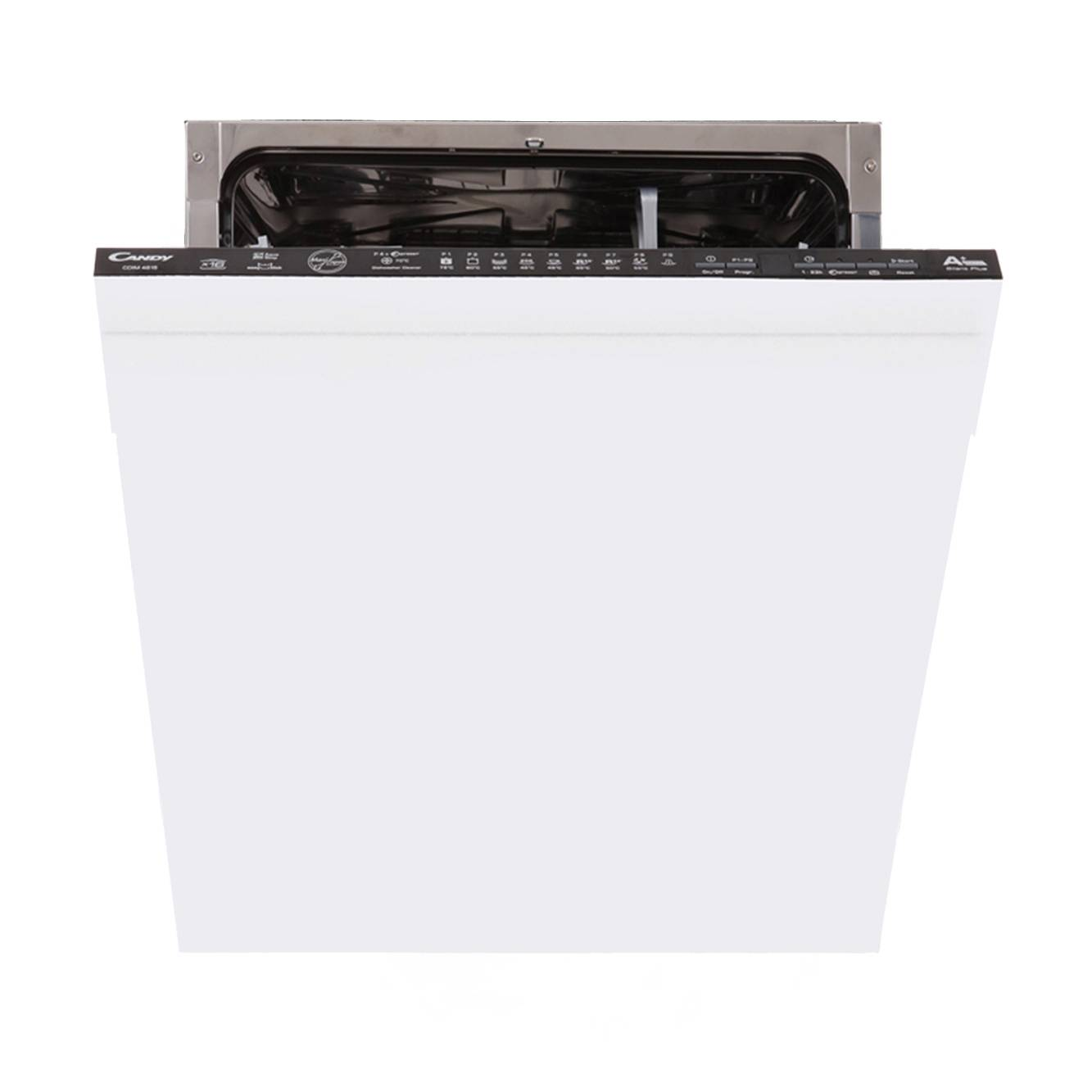 Candy CDIM4615 Built In Fully Integrated Dishwasher - Black