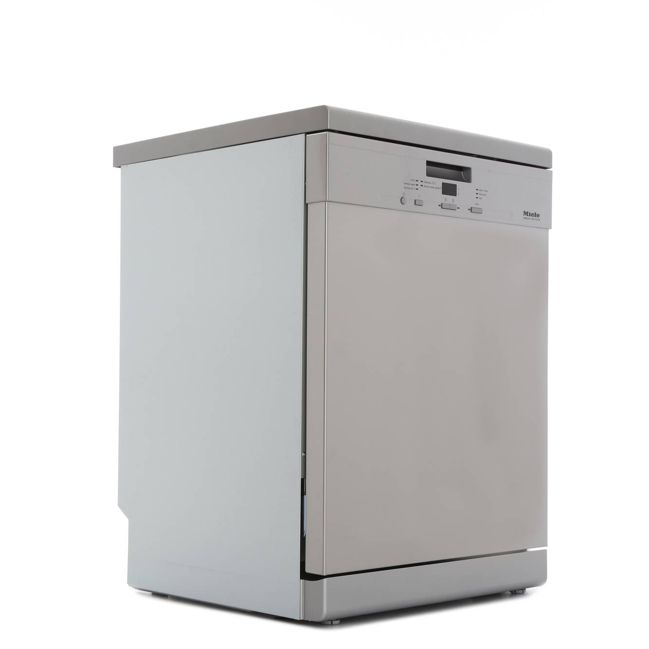 Miele G4920BK CleanSteel Dishwasher - Stainless Steel