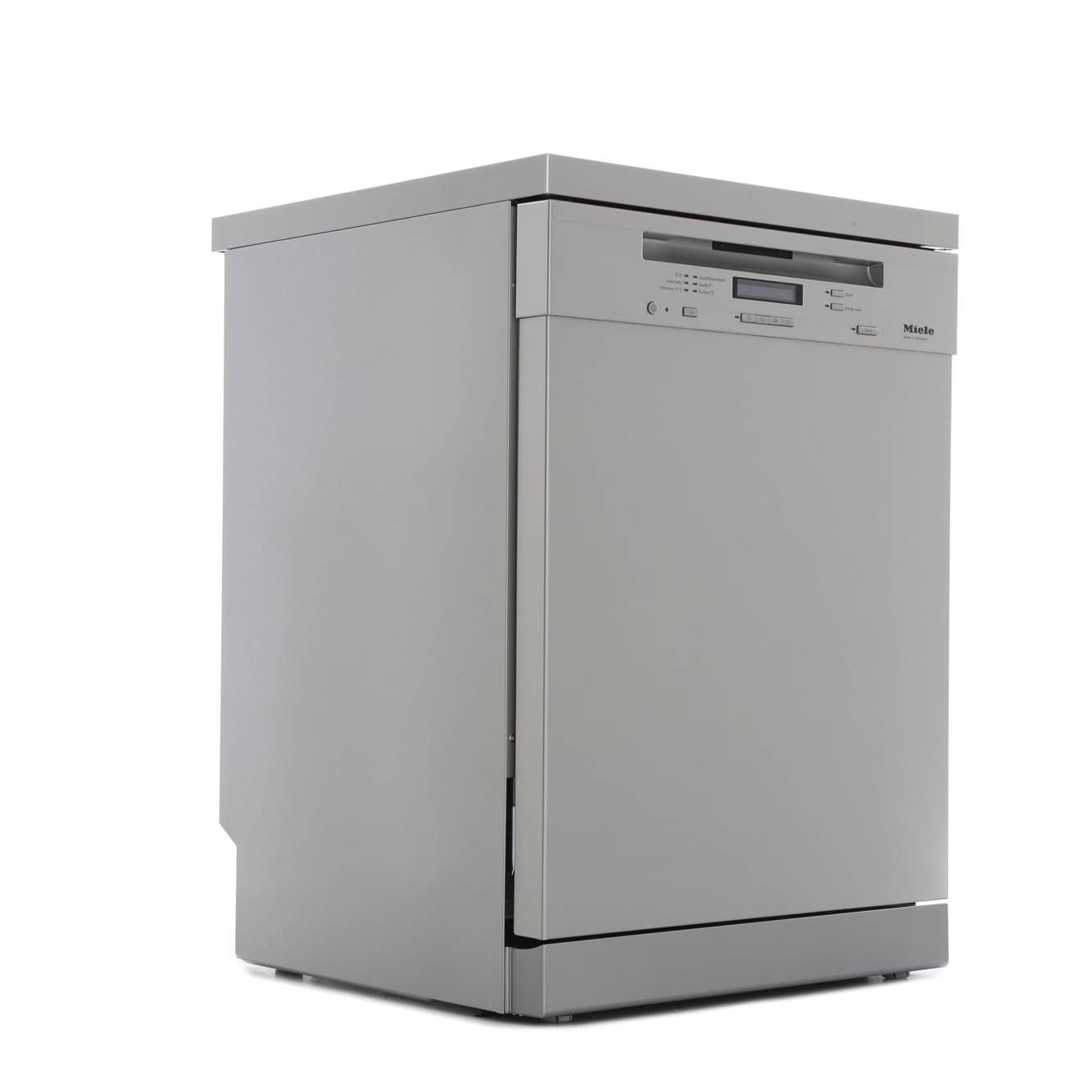 Miele G6730SC Clean Steel Dishwasher - Stainless Steel