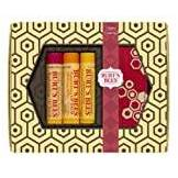 Burts Bees Lip Balm Trio Assorted