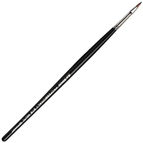Cosmetic Brushes Da Vinci Professional Eye Liner Size 20 Russian Red Sable Hair