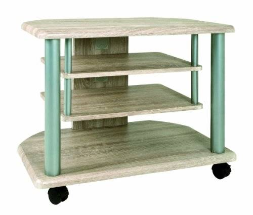 HAKU Furniture 91000 Tv-Trolley, 56 x 72 x 48 cm
