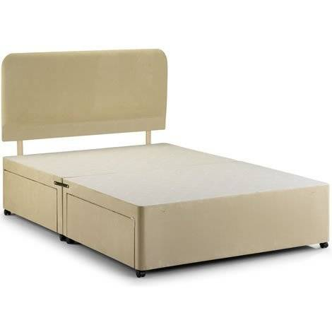 Joseph Furniture Double Divan Bed Base - No Drawers
