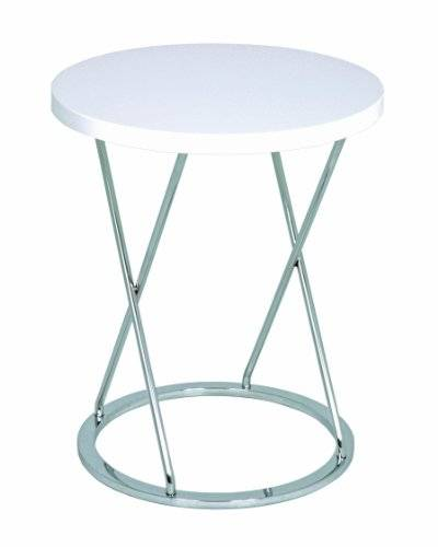 HAKU Furniture 33350 End Table, 55 x 45 cm