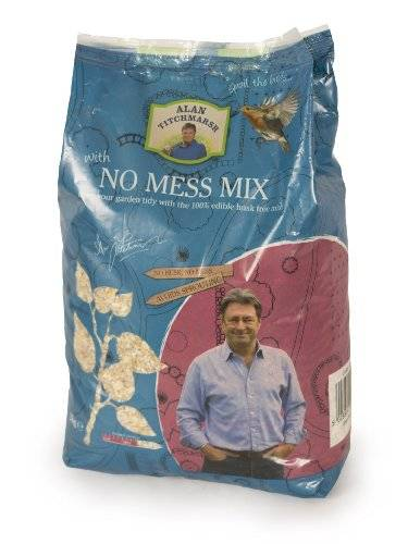 Pet Brands Alan Titchmarsh 2Kg No Mess Seed