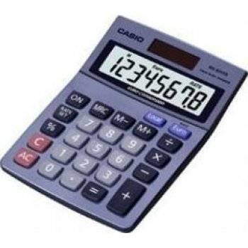 Desk Calculator With Euro Conversion - Purple