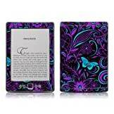 "Decalgirl Kindle 4 skin - Fascinating Surprise - High quality precision engineered removable adhesive skin for the 4th generation Kindle E ink 6"" Wi-Fi model released in 2011 by DecalGirl"