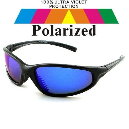 Sunglasses Warehouse Polarized Carp, Fly, Sea Fishing Sunglasses & Case 714