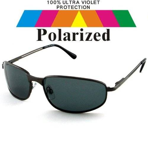 Sunglasses Warehouse Polarized Carp, Fly, Sea Fishing Sunglasses & Case 709