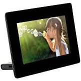 Agfaphoto AF5078PS 7 inch Digital Photo Frame - Black