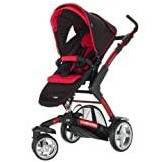 Zynergi Obaby Zynergi 3Tec Chassis and Seat Unit Package (Red)