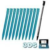 First2savvv PG0103X10PG0202 First2savvv replacement blue Stylus Pen For Nintendo 3DS + 1 x long stylus pen
