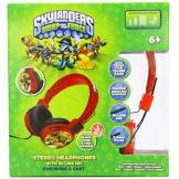 Skylander Swapforce Blast Zone Junior Headphones Red