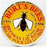 Burts Bees Beeswax Lip Balm (0.30oz Tin Blister Box)