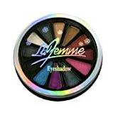 La Femme Eyeshadow Palette with 8 Colours - 02