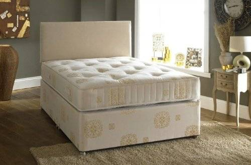 Joseph Furniture ORTHOPAEDIC DIVAN BED WITH 10 INCH MATTRESS (4'6 double)