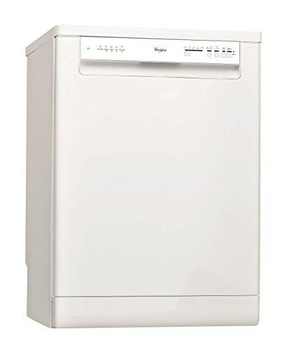 Whirlpool white Dishwasher, 12 Place Setting, A++ Energy, 5 Programmes, Start Delay, ADP 200 WH