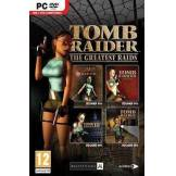 Tomb Raider: The Greatest Raids (1, Ii 2, Iii 3 & Iv 4: The Last Revelation) Pc