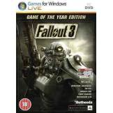 Fallout 3 Iii - Game Of The Year Edition (pc Dvd) Sealed