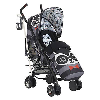 Cosatto Supa Stroller, Racoon Riot