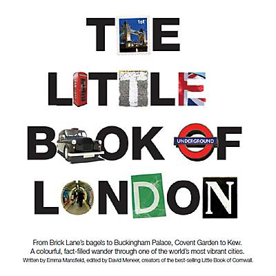 Allsorted The Little Book Of London