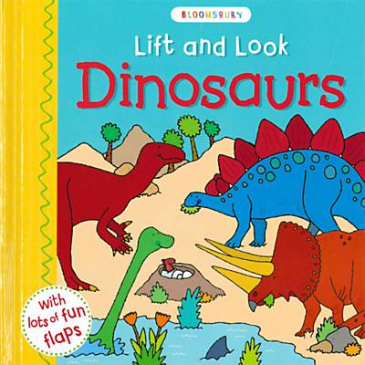 Children's Books Lift and Look Dinosaurs