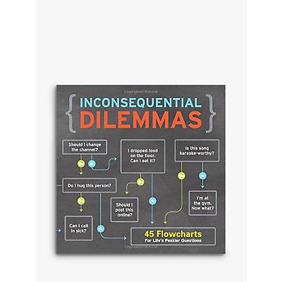 Unbranded Inconsequential Dilemmas Book