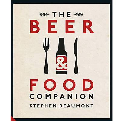 Gardners Books The Beer & Food Companion Book