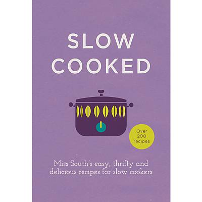 Gardners Books Slow Cooked Recipe Book
