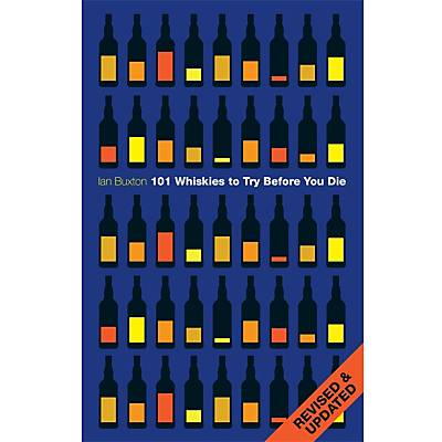 Gardners Books 101 Whiskies To Try Book