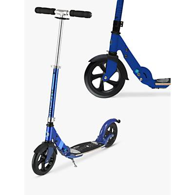 Micro Flex Deluxe Scooter, Adult, Blue