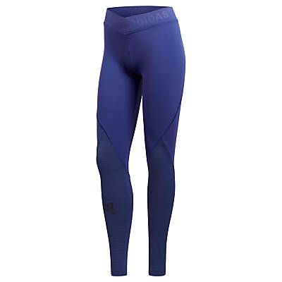 adidas Ask Tech Training Tights, Blue, size: S