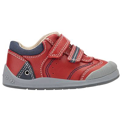 Start-Rite Children's Tough Bug First Shoes, Red, size: 5.5H Jnr