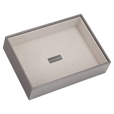 Stackers Jewellery Deep Tray, Mink