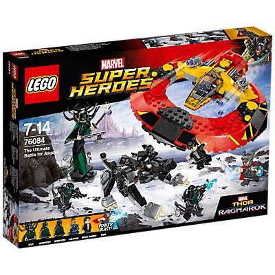 Lego Super Heroes 76084 The Ultimate Battle of Asgard