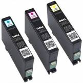 Dell 10% off on 3 X Dell V525w & V725w High Capacity Colour Cartridges