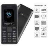 simvalley MOBILE Dual-SIM-Handy mit Kamera, Farb-Display, Bluetooth, FM, vertragsfrei